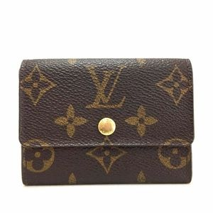 Louis Vuitton Monogram Change Purse/Small Wallet